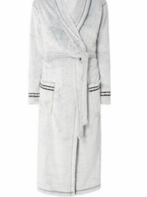 DKNY Grey Dressing Gown