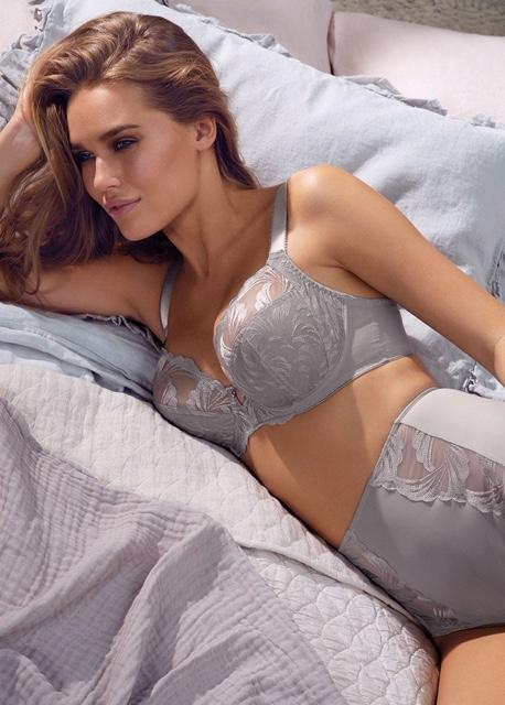 Fantasie Grey Bra