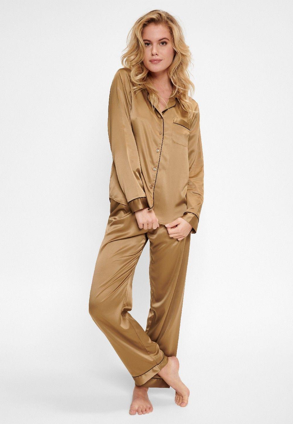 Gold Pajamas