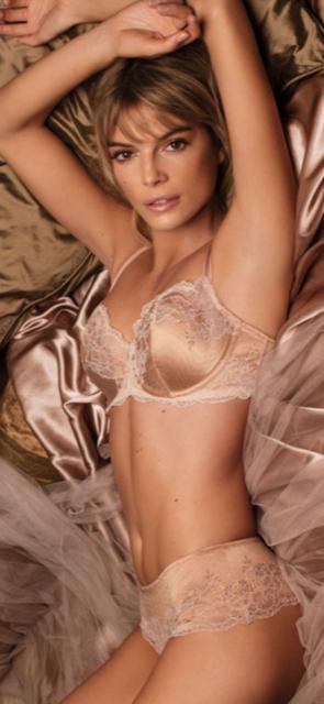 lace nude